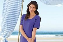 A Day at the Beach / Enjoy the beach with these great outfits, tips and inspiring scenes.