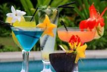 Summer Cocktails / Refreshing Drinks we love for Summer Vacation!