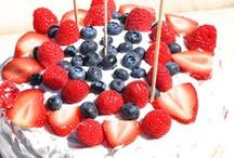 Stars & Stripes / Fun ideas for the Fourth of July!