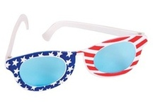 4th of July Party Supplies / For the 4th of July, we can help show your pride with the colors of the flag.
