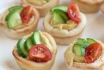 Veggie Cupcakes / Eat more vegetables!  Sneak them into your cupcakes or make the whole cupcake out of a vegetable.