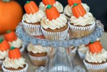 Pumpkin Desserts / The ultimate fall flavored dessert