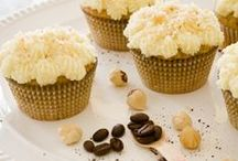 Cup O' Joe - Coffee Cupcakes by Cupcake Project Pinterest Explorers / Espressos, mochas, lattes, cappuccinos or just a plain old cup of coffee are the inspiration for these cupcakes.   This board is curated by the Cupcake Project Pinterest Explorers. Learn how to join here: http://www.cupcakeproject.com/join-the-pinterest-explorers. Our mission is to scout, pin, and share cupcake fun!  / by Cupcake Project
