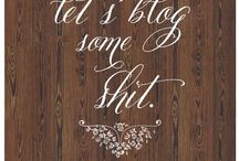 blogging. / by Bre'onna Brownlee