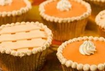 Celebrate Thanksgiving / We have many things to be thankful for, like this variety of Thanksgiving inspired desserts.