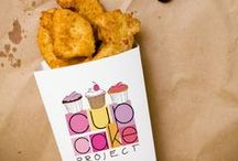 Deep Fried Cupcakes by Cupcake Project Pinterest Explorers / Because everything is better when it's deep fried.   This board is curated by the Cupcake Project Pinterest Explorers. Learn how to join here: http://www.cupcakeproject.com/join-the-pinterest-explorers. Our mission is to scout, pin, and share cupcake fun!   / by Cupcake Project