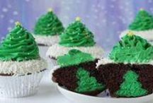 Christmas Cupcakes by Cupcake Project Pinterest Explorers / It's the most wonderful time of the year!  Celebrate with cupcakes!  This board is curated by the Cupcake Project Pinterest Explorers. Learn how to join here: http://www.cupcakeproject.com/join-the-pinterest-explorers. Our mission is to scout, pin, and share cupcake fun! / by Cupcake Project