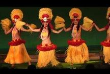 Polynesian Dance / by Vickie Rucker