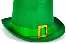 St. Patrick's Day 2016 / It's time for everyone to go green or go home, and we're not talking about putting solar panels on your roof. It's time for St. Patrick's Day. Wear one of our Erin Go Bragh Irish Tams while you enjoy a tall mug of bright green beer and you'll feel the luck of the Irish in no time.