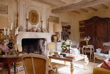 French Country / Tuscan Decor / by Vickie Rucker
