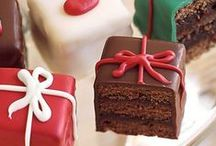 Norm's Gourmet Food / Whether for a party, friends or your family, everyone will be delighted by these gourmet food gifts. Sweets & savory treats. Delish!