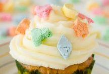 Celebrate St Patrick's Day / Eat cupcakes while chasing pots o' gold!