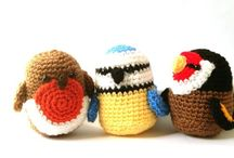 Crochet Love! / by Sam Phillips