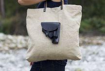 Bags bags bags / DIY & inspiration