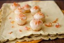 "Grapefruit Cupcakes by Cupcake Project Pinterest Explorers / Grapefruits were once known as the ""Forbidden Fruit of Barbados"".  Great inspiration for a cupcake.  This board is curated by the Cupcake Project Pinterest Explorers. Learn how to join here: http://www.cupcakeproject.com/join-the-pinterest-explorers. Our mission is to scout, pin, and share cupcake fun! / by Cupcake Project"