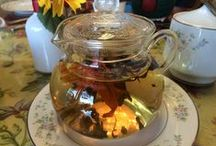 Oolong Teas / Our oolong teas are great hot or iced and can be steep many times.