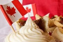 "Celebrate Canada Day / Canada Day is July 1st.  Celebrating all flavours (yes a 'u' in flavour) Canadian from maple syrup to Nanaimo. Includes any decoration deemed ""Canadian"" such as maple leaves, moose, beaver, flags, etc."