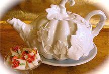 Recipes with Tea