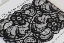Wedding Inspiration - Black & White