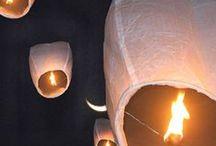 china lanterns