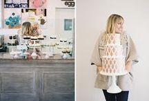 Instagram My | Shop / So you have a brick + mortar, work out of the back of your VW bus, or set up shop in your spare room. Show your behind the scenes to your dreamies. Start here for inspiration.