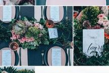 Wedding Table Numbers / Printed or print your own...visit www.peachperfect.com.au