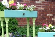 Thrift in the Yard / Fabulous Thrift Inspiration for Your Yard - have fun with great outdoor, thrifty ideas! / by Thrift Town