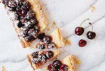 Pies & Tart Recipes / pie recipes, tart recipes, dessert recipes, baking recipes, fruit tart recipes, fruit pie recipes, chocolate recipes, chocolate dessert recipes
