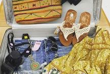 Thrifty Festival Inspiration ~ Thrift Town / fashion and essentials for Music Festival Fun!