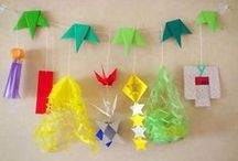 Tanabata / Planning ideas for a Tanabata party