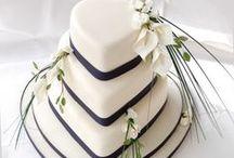 idee...per il matrimonio - Wedding cakes & pièce montée / beaucoup d'inspiration pour votre gateau de mariage