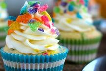 Best Cupcake Recipes / Who doesn't love cupcakes?  From the straight forward vanilla to the wacky Popsicle inspired, the options are limitless!