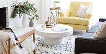::Interior Inspiration:: / Home decor inspiration curated by your favorite bloggers.  If you want to be added to this group board, follow my boards and send me a message via Pinterest and I'll add you.