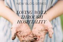 Hosting Tips / hosting tips, hospitality tips, loving others, loving well, preparing for guests,