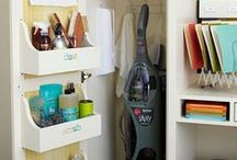Cleaning & Organizing Tips and Tricks