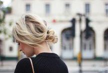 Hairstyles / by Aleya L.