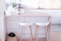   Kitchens   / by Emily Sievert