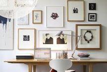 Workspaces / by Aleya L.