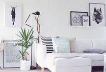   Living Room   / by Emily Sievert