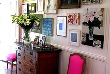 decorating ideas / by Marie Kyle
