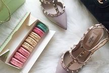 The Need For Designer Shoes / Shoes, shoes and more shoes!