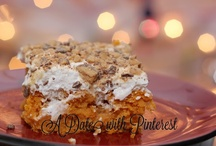 """A Date with Pinterest / Food & crafts that I have made from finding on Pinterest- the good & the bad. There are A LOT of yummy things on here. My husband loves this whole 'Pinterest food"""" thing."""