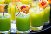 Delicious Party Drinks / Tasty-looking cocktails and drink selections / by WPB Event