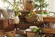 Baskets / by Kathie Warren