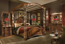 Home: Bedroom / by Ashley Evans