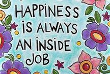 Inspiration / Inspirational, feel-good quotes, articles, book excerpts, and more guaranteed to put a smile on your face! / by Hay House