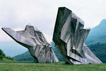 Architecture & Landscapes / by Jacqui Oakley