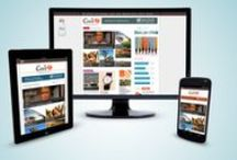 Works / Siti web e portali by Lanman Associati