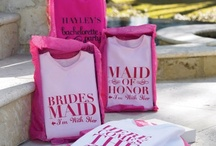 Baubles & Bits for Bridesmaids / Bridesmaids' gifts for the ladies who accompany you down the aisle! / by WPB Event