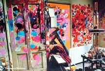 Art Studio / by Jacqui Oakley